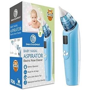 iMerchant Mart Baby Nasal Aspirator