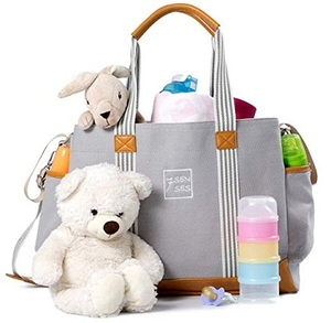 7Senses Diaper Bag for Girls and Boys