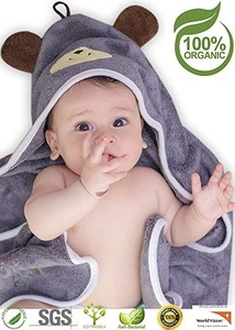 Artyish Premium Hooded Baby Towel