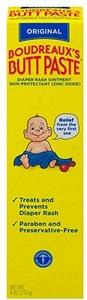 3. Boudreaux's Butt Paste Diaper Rash Ointment