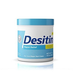 Desitin Rapid Relief Diaper Rash Remedy