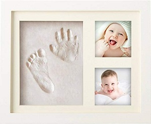 MyMiniJoy Newborn Baby Handprint Frame Kit