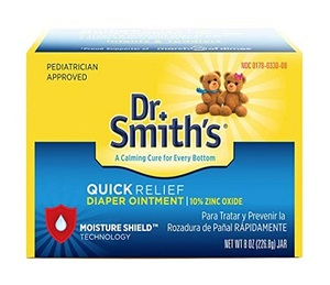 Dr Smith's Quick Relief Diaper Rash Ointment
