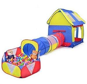 Tuesdays Kids Playhouse Adventure Play Tent