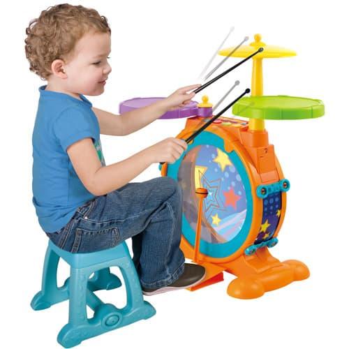 drum set for toddler