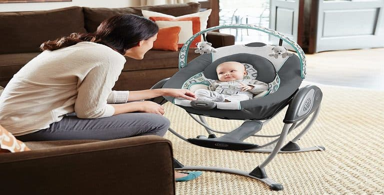 Top 10 Best Automatic Rocking Bassinet Reviews and Buying Guide