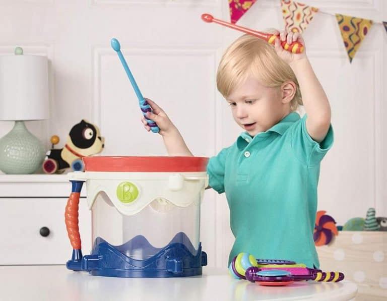 Top 10 Best Drum Set for Toddler in 2021 Reviews and Buying Guide